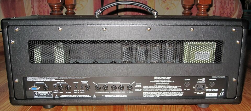 Guitartop, Blackstar HT Stage 100, 100 W