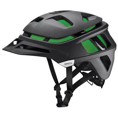 SMITH Forefront Cycle Bike MTB Helmet Neon Yellow w Koroyd S M L BNIB