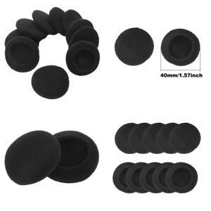 Sunmns-40Mm-Earpads-Ear-Pad-Foam-Cushion-Cover-For-Motorola-S305-Sony-Q21-Q23
