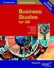 Business Studies for AS OCR by Peter Stimpson, David Grainger, Ian Dorton, David Dyer (Paperback, 2003)