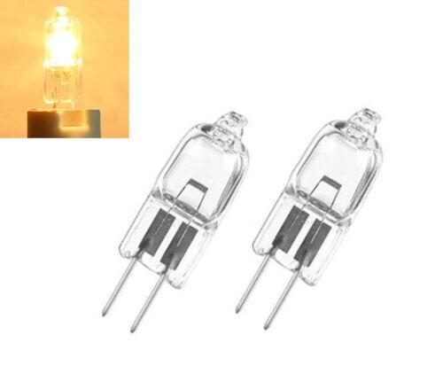 10x Halogen-Lampe G4 12V 10W//20W Stiftsockel leuchtmittel Warmweiß Deutsche Post