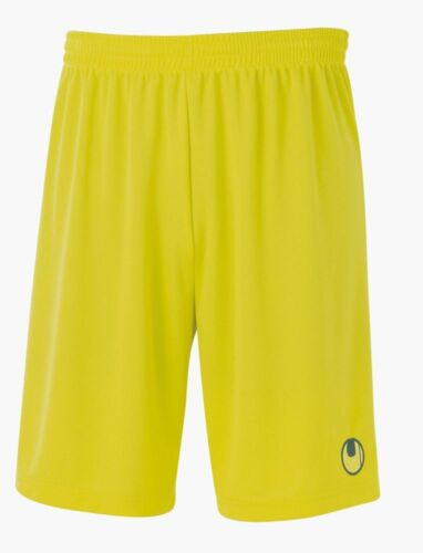 Uhlsport CENTER BASIC II Shorts ohne Innenslip, gelb