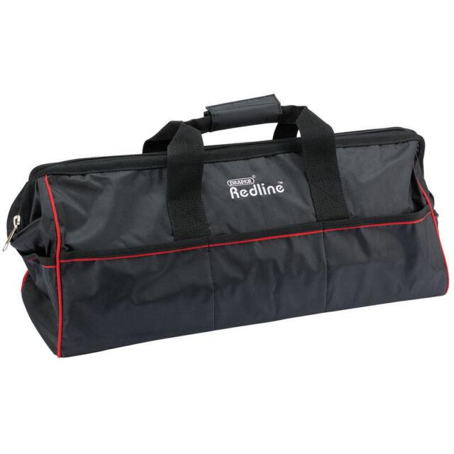 "DRAPER 24"" 600MM TOOL BAG BOX CHEST STORAGE TOTE BAG CADDY CASE NEW 69113"
