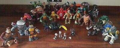 TMNT Teenage Mutant Ninja Turtles Action Figures SOME RARE CHOOSE YOUR OWN!