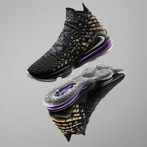 Nike-LeBron-XVII-EP-17-James-LBJ-Lakers-Black-Purple-Gold-Men-Women-Kids-Pick-1