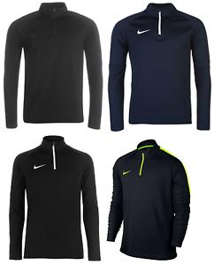 Nike Academy fútbol  camiseta t-shirt tshirt t shirt señores manga larga de fútbol 1052  gran selección y entrega rápida