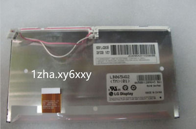 """NEW For Tianma 6.2/"""" inch LCD Car Display TM062RDS01  1zha62"""