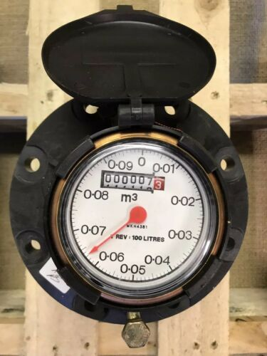 Water Meter ABB WATER MAINS Meter