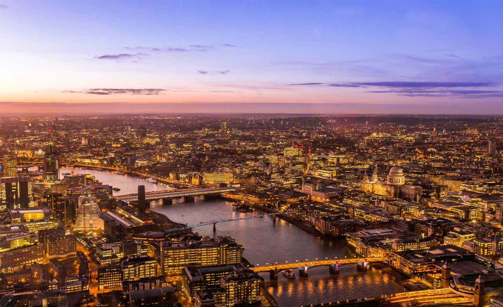 FOTOTAPETE VLIES FOTOMURAL XXL London England Metropole Europa (JD-1011WS)