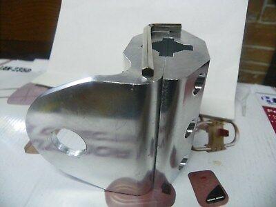 "K40 MM Maxi  CB Ham Radio Antenna Mirror Mount Bracket Heavy Duty 5//8/"" HOLE"
