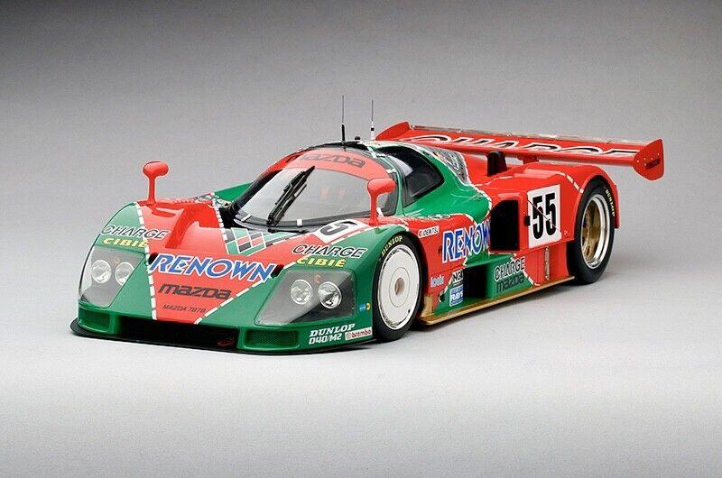 Mazda 787B 1991 Le Mans Winner 1 12 escala al TSM