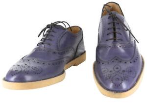 Sutor Mantellassi Chaussures Bleu Taille 8 (US) / 7 ( Ue