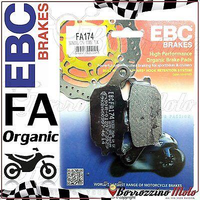98 PS Honda CBF 1000 A ABS  BJ 2006-2012 72 kw EBC HH Bremsklötze
