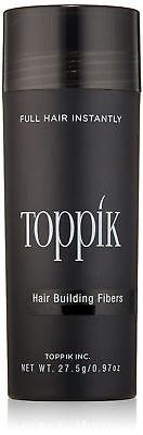 Toppik Hair Building Fibers 27.5 Gms Black Brown
