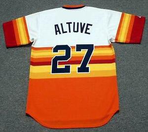 huge discount 74b1d 43425 jose altuve throwback jersey