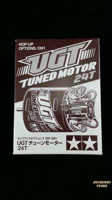 Tamiya 54391 RC Motor 24T Brushed 540 - UGT-Tuned JH 1:10 RC