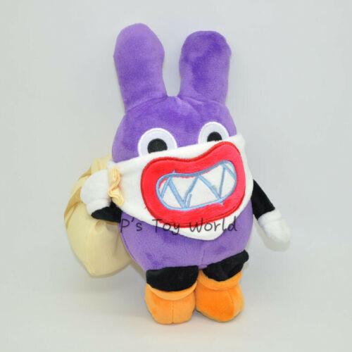 "U Nabbit Rabbit Thief 9/"" Plush Doll Figure Toy #SM"