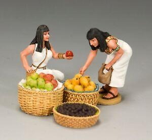 Ae44 Ensemble Egypte Pays Ae044 Roi Fruits Vendeur Et De fAvqxnW