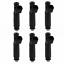 Fuel Injectors For Ford F-150 4.2L Mustang 3.8L 822-11162 YR3E-A6A 6 Set
