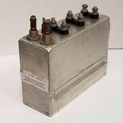 10uf 1000VDC 97F8619 GE Film Capacitor Non-PCB