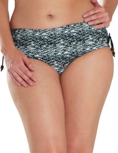 Curvy Kate diffusa Retrò Slip Bikini Corto CS4903 Nero//Bianco