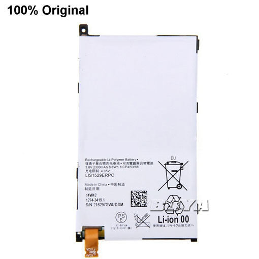 for Sony Xperia Z1 Compact /mini Phone Repair Part Original 2300mah Battery