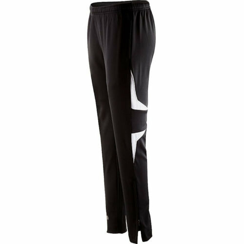 FREE SHIPPING!!! BLACK AND WHITE HOLLOWAY LADIES TRACTION PANT
