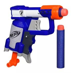 NERF N-Strike Jolt Blaster SuperStealth Power with 2 Darts Brand New