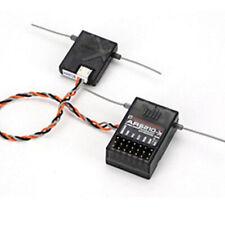 New Spektrum AR6100e DSM2 ML 6-Channel Microlite Receiver For JR SPECTRUM//RC