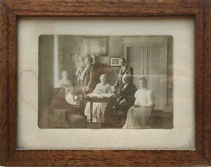 Old-Picture-Frame-Walnut-Photography-AK-Postcard-UM-1900-11-x-14-5