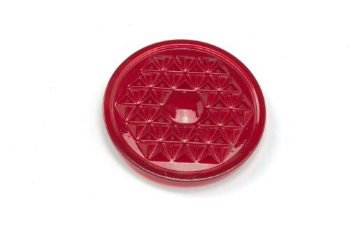 Hassia Rücklicht Glas Rot Original Streuscheibe K1533 passend für VW Käfer u.a