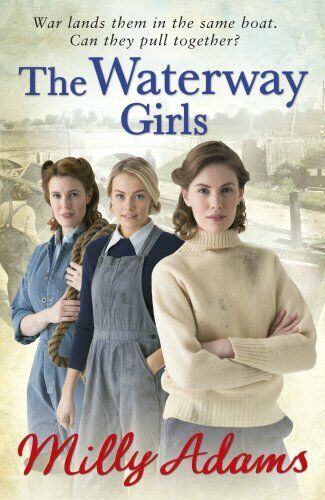 1 of 1 - The Waterway Girls By Milly Adams