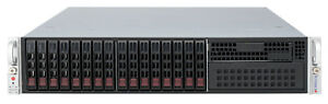 Supermicro-2U-Server-16-bay-SFF-X9DRW-3TF-2x-E5-2650-V1-96GB-RAM-ASR-71605-RAID