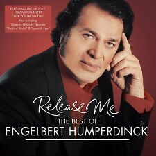 ENGELBERT HUMPERDINCK - RELEASE ME-THE BEST OF ENGELBERT HUMPERDINCK CD NEU