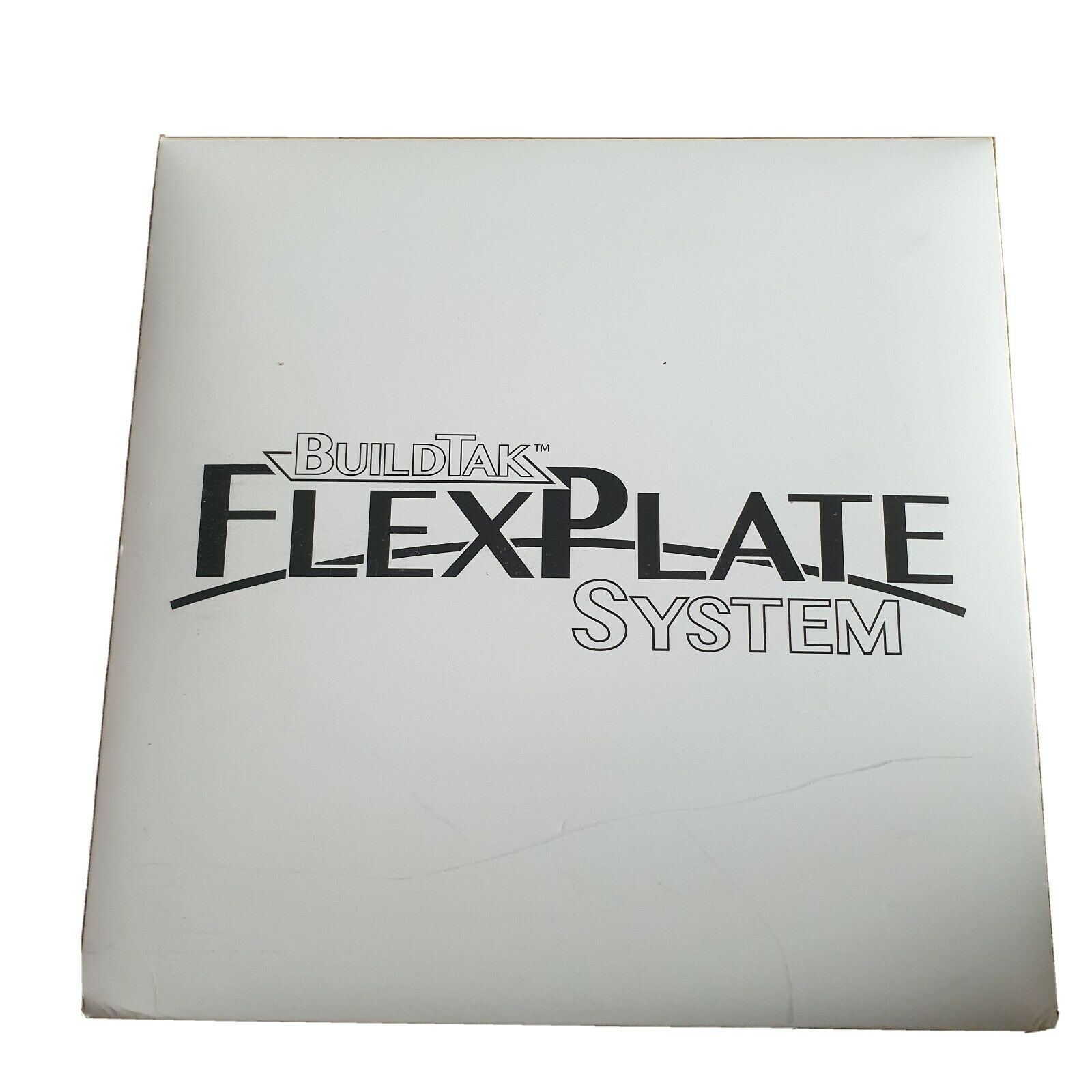 Buildtak Flexplate System