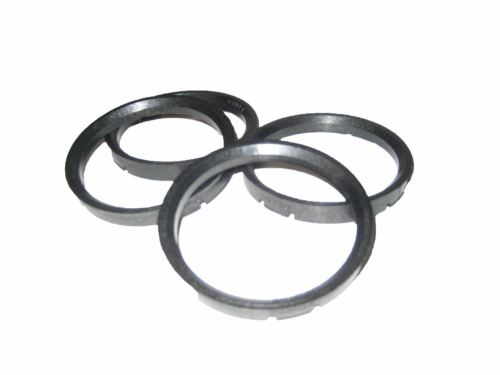 4 Wheel Hub Centric Rings 72.6mm To 70.1mm Hubcentric 72-70.1
