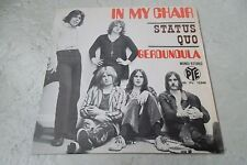 STATUS QUO IN MY CHAIR 45 FRANCE 1970