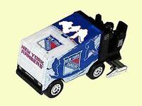 Top Dog Ny York Ranger Nhl® 2013-14 Diecast Zamboni®