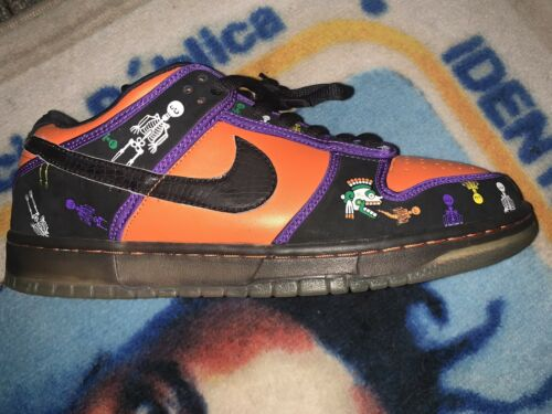 Nike Dunk SB Day Of The Dead - 9.5 - Rare