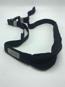 Nathan Human Propulsion Laboratories Id Compartment Reflective Running Belt Ebay