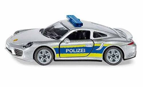 1528 siku Porsche 911 autopistas policía policía