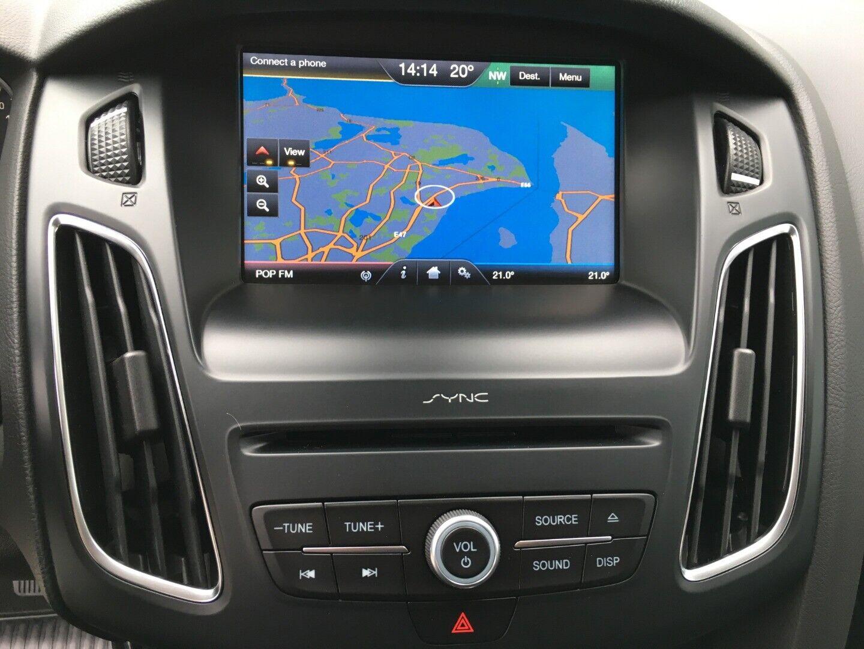 Ford Focus 2,0 TDCi 150 Titanium stc. aut. - billede 12