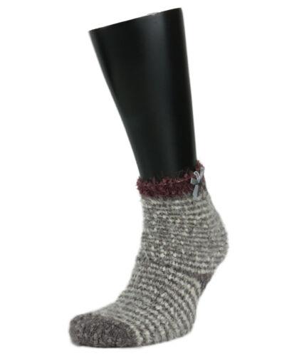 Animal Velvet Adella Fluffy Casual Socks for Ladies