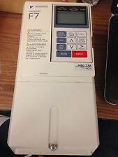 YASKAWA VARISPEED DRIVE F7 CIMR-F7U45P5 CIMRF7U45P SPEC 45P51F 480 VOLT 12.5A