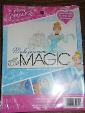 Dimensions Disney Cinderella Make Your Own Magic Counted Cross Stitch Kit