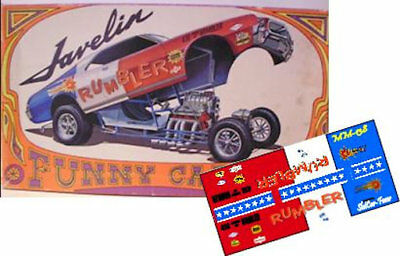 CD/_3519 #11 Cale Yarborough   1973 Chevy      1:25 Scale DECALS