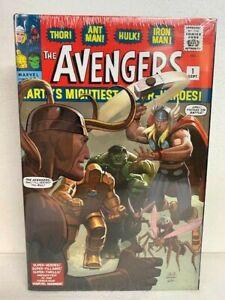 Marvel-AVENGERS-OMNIBUS-VOL-1-Hardcover-HC-SEALED-NOT-MINT
