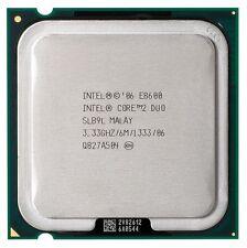 Intel Core 2 Duo E8600  (6M Cache, 3.33 GHz, 1333 FSB) Socket 775