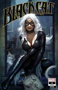 Black Cat #1 King in Black Ryan Brown Trade Dress Variant VENOM KNULL!!!