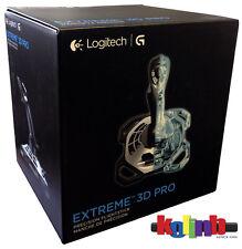 Logitech Extreme 3D Pro Joystick PC/MAC *NEW*